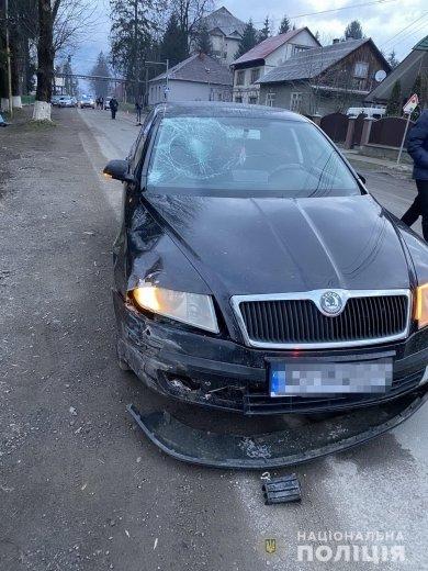 В Закарпатье вереница событий привела к трагическому ДТП