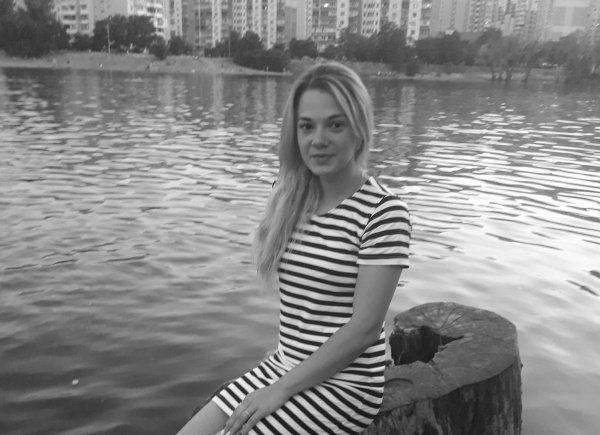 Как выглядела молодая девушка, погибшая в страшном ДТП в Закарпатье