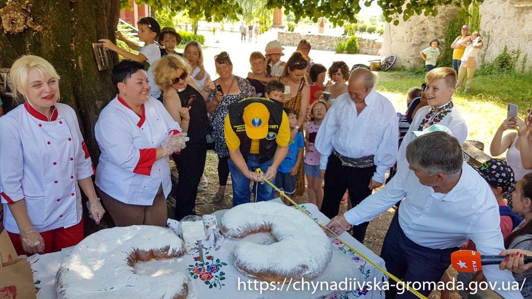 ВЗакарпатье кондитерка установила рекорд, которогодо сих пор боялись все в Украине