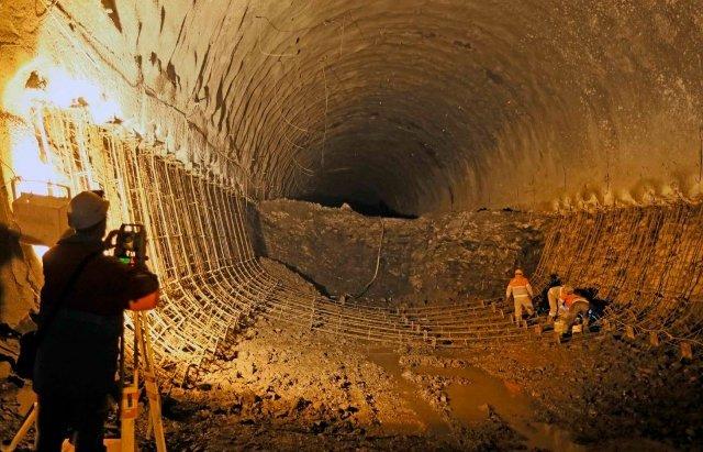 Десять фактів про новий Бескидський тунель