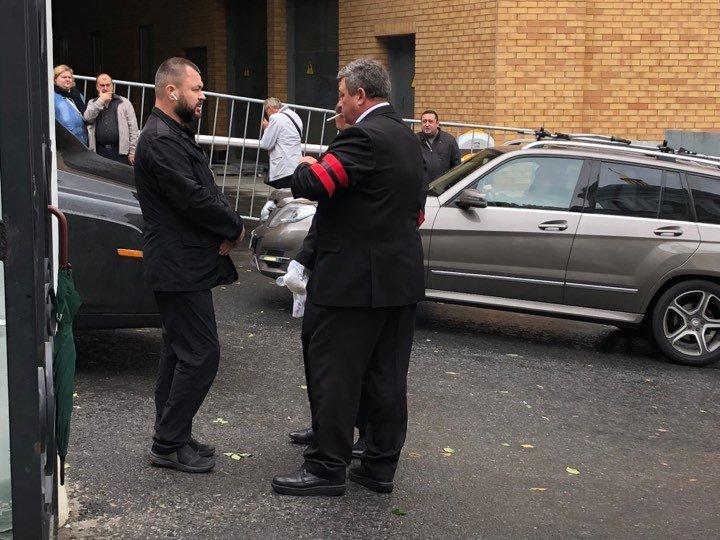 Похороны Вилли Токарева: Гробовщик внешне очень напоминал Порошенко