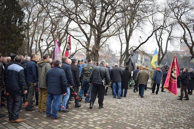 В Ужгороде отмечают 30-летие вывода советских войск из Афганистана