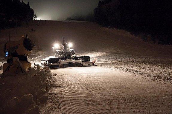 Лыжный сезон в Карпатах официально стартовал