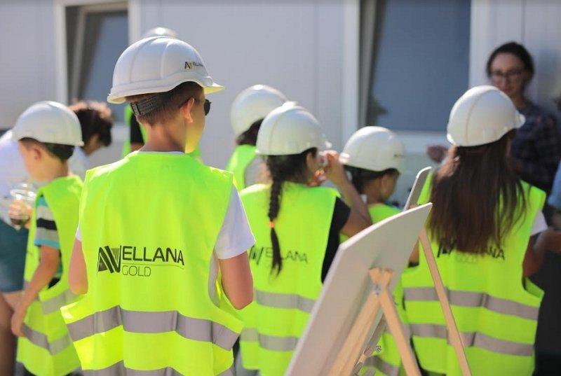 На Закарпатті діти працівників компанії Avellana Gold вперше побували на робочому місці своїх батьків