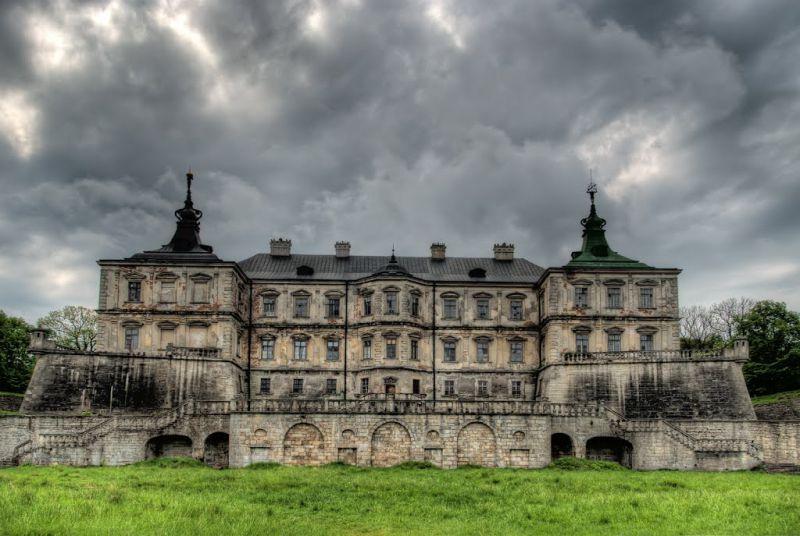 замок – Підгорецький