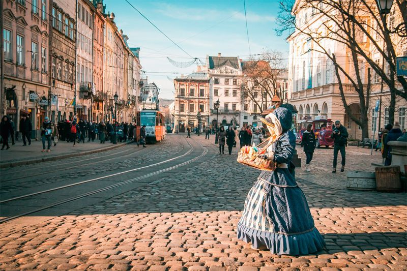 Львів площа Ринок