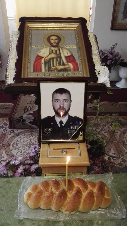 В Мукачево друзья и побратимы провели в последний путь командира 128-бригады, который скончался от тяжелых травм