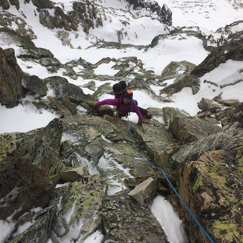 Мукачівка Ірина Галай подолала вершину Ушба на Кавказі