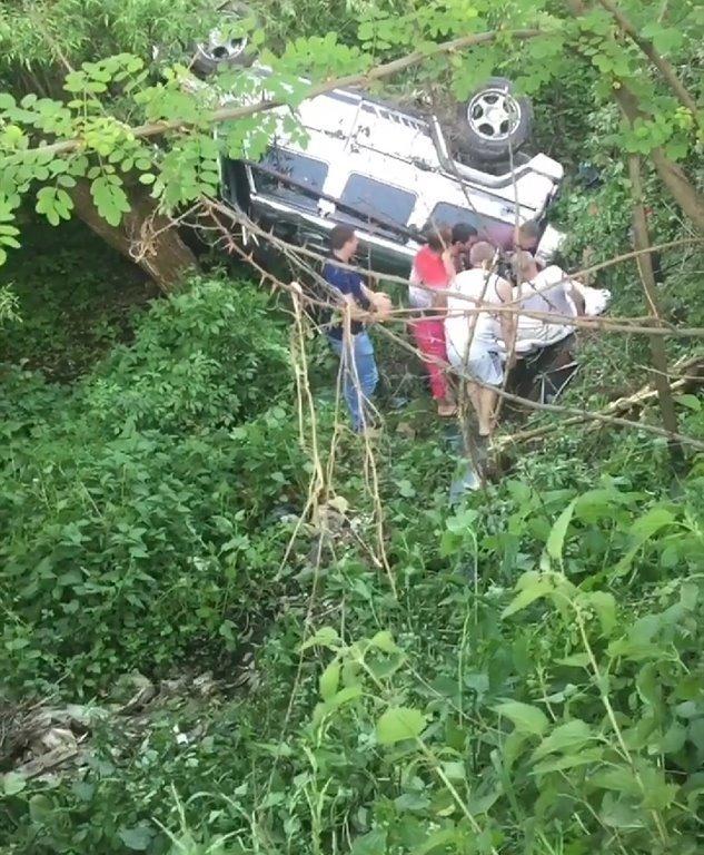 В Закарпатье на бешеной скорости столкнулись две иномарки