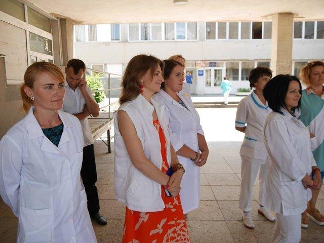 Богдан Андриив встретился с коллективом бригады паллиативной помощи Ужгорода