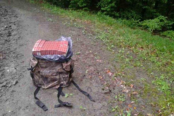 Мукачевские пограничники пресекли две попытки контрабанды