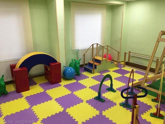 Марина Порошенко открыла новый инклюзивный центр в Ужгороде