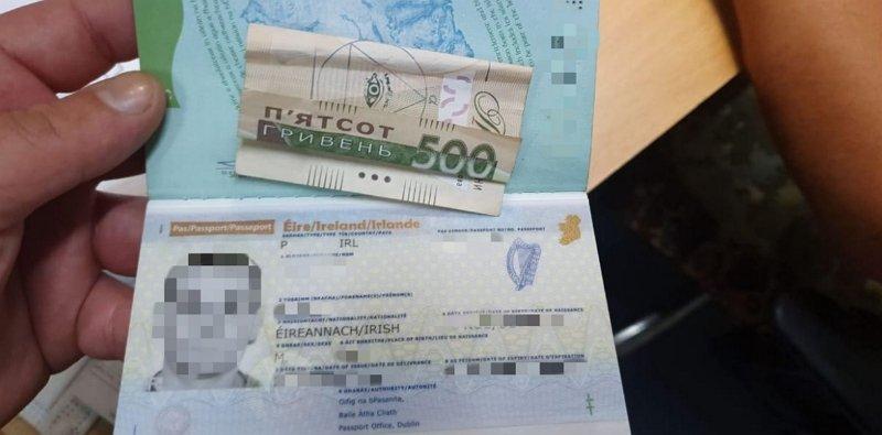 Ірландець та румун спробували підкупити стражів кордону Закарпаття