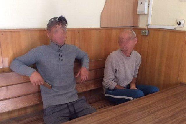 В Закарпатье полиция задержала шесть нелегалов