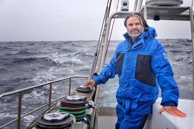 Закарпатец Семен Деяк покорил Атлантический океан