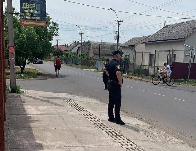 В Виноградово велосипедистку на полном ходу сбила маршрутка.