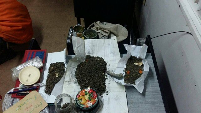 В Закарпатье задержали киевлянина с 1 кг наркотиков