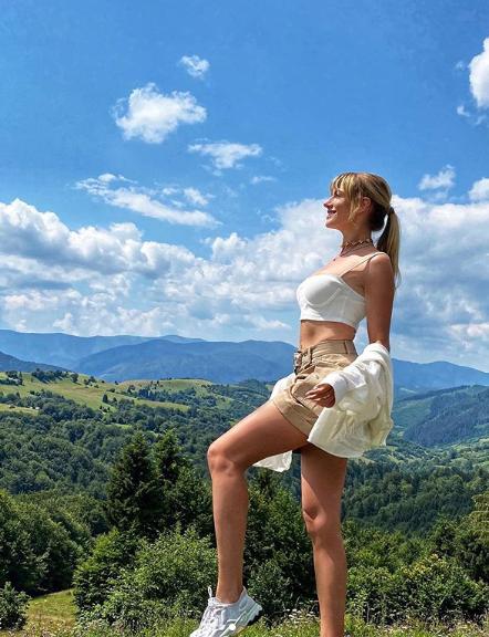 Звездная телеведущая Украины Леся Никитюк расскажет с экрана о Закарпатье
