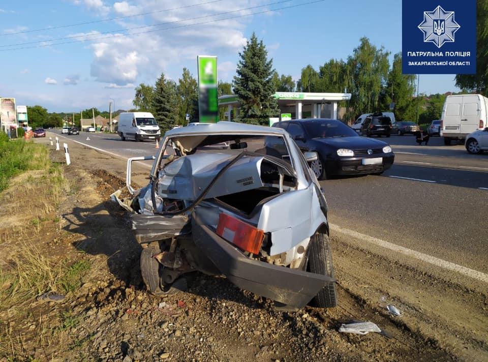 Полицейские озвучили шокирующее число ДТП, произошедших за первое полугодие в Закарпатье