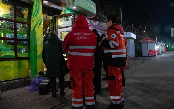 В Киеве на работе повесился продавец цветов