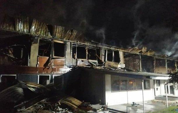 У Польщі двоє поляків підпалили хостел з українцями