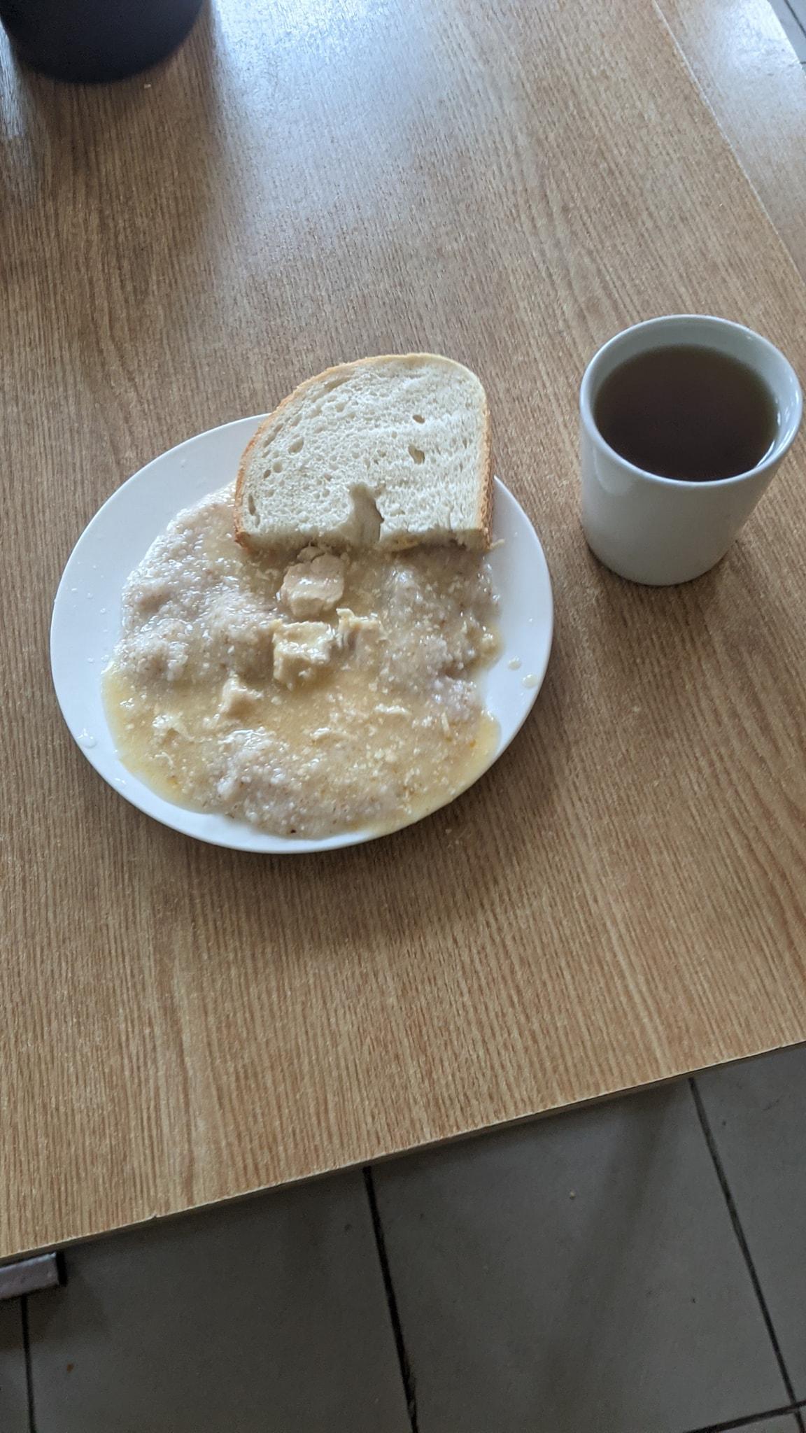 Детей в одной школе на Закарпатье кормят хуже чем зэков в тюрьмах
