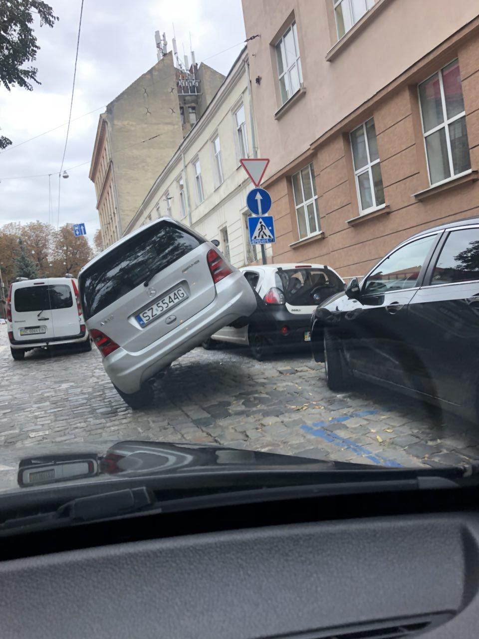 ДТП, Львов