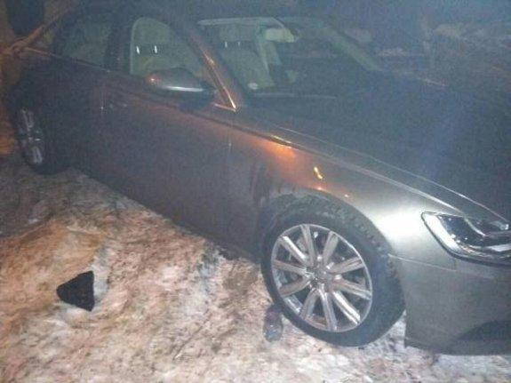 Попытка поджога авто в Закарпатье закончилась трагически