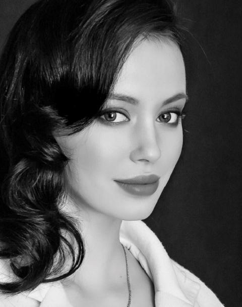 Мисс Украина-2019: участница Наталья Червона 19 лет, Днепропетровская обл.