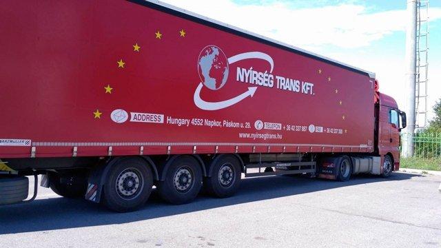 Медучреждения Закарпатья получили гуманитарную помощь от Венгрии