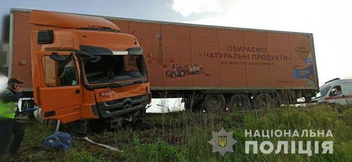"""Дорожный ужас на трассе """"Чоп-Киев"""" - четыре мертвеца"""