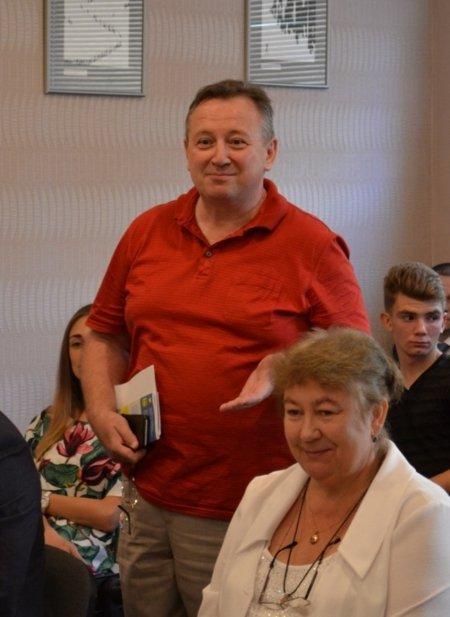 Информационный брифинг о безвизе в Ужгороде
