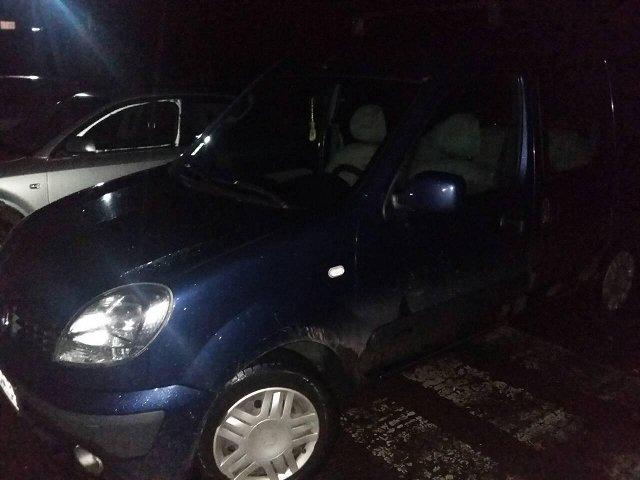 Наезд на пешехода в Ужгородском районе, пострадавший в больнице