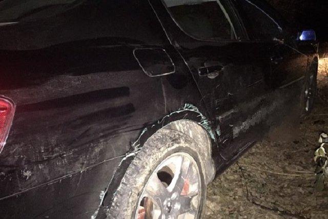 В Ужгороде полиция задержала угонщика автомобиля