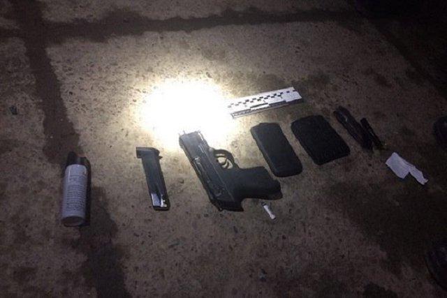 В Ужгороде конфликт закончился стрельбой, двое пострадавших
