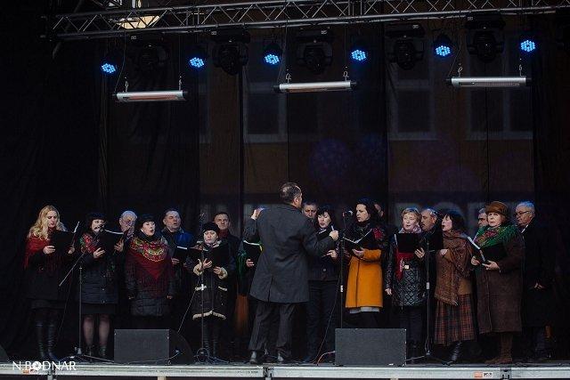 """В Ужгороде проходит международный фестиваль """"Василля"""""""