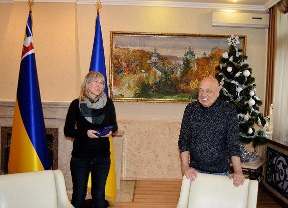 Москаль : Ужгородские собаки лучше украинских политиков!