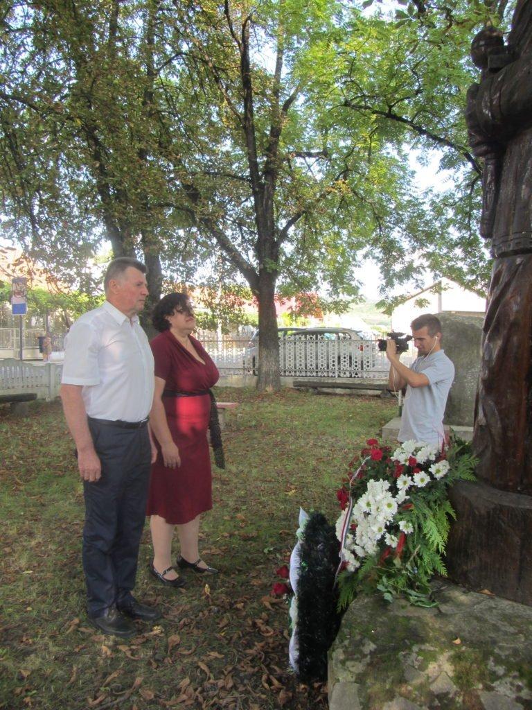 Как венгры Закарпатья праздник короля Иштвана отмечали