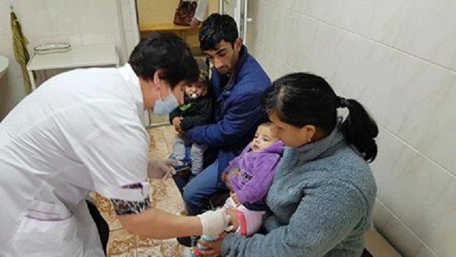 Вакцина от кори уже в амбулаториях Ужгорода