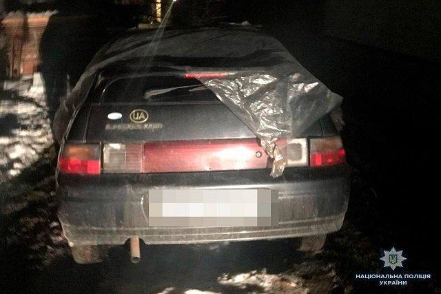 В Закарпатье женщина-водитель насмерть сбила пешехода и сбежала
