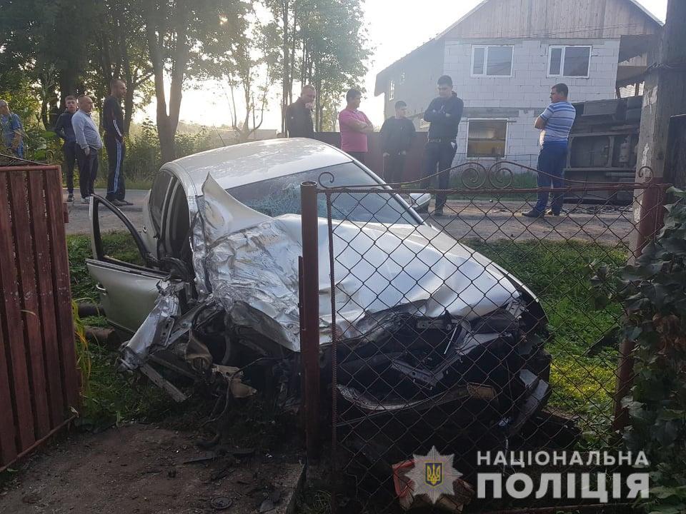 На Закарпатье рейсовый автобус утром попал в ДТП: Новые подробности
