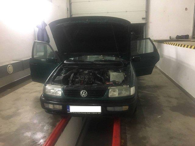 На Закарпатье пограничники обнаружили контрабанду в топливном баке авто