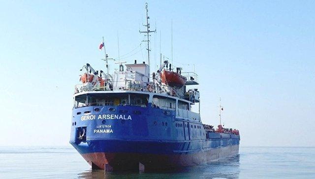 В Черном море затонул сухогруз , погибли 8 моряков-украинцев
