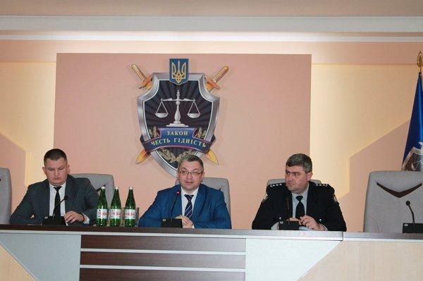 Прокуратура Закарпатської області повідомляє...
