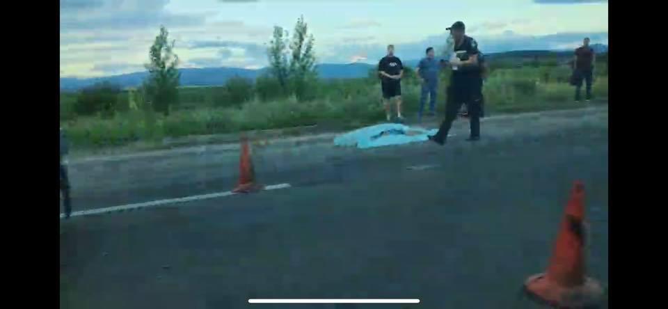 В Закарпатье чиновник устроил смертельное ДТП