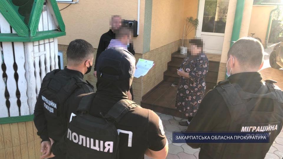 В Закарпатье пустят под суд участников организованной преступной группы