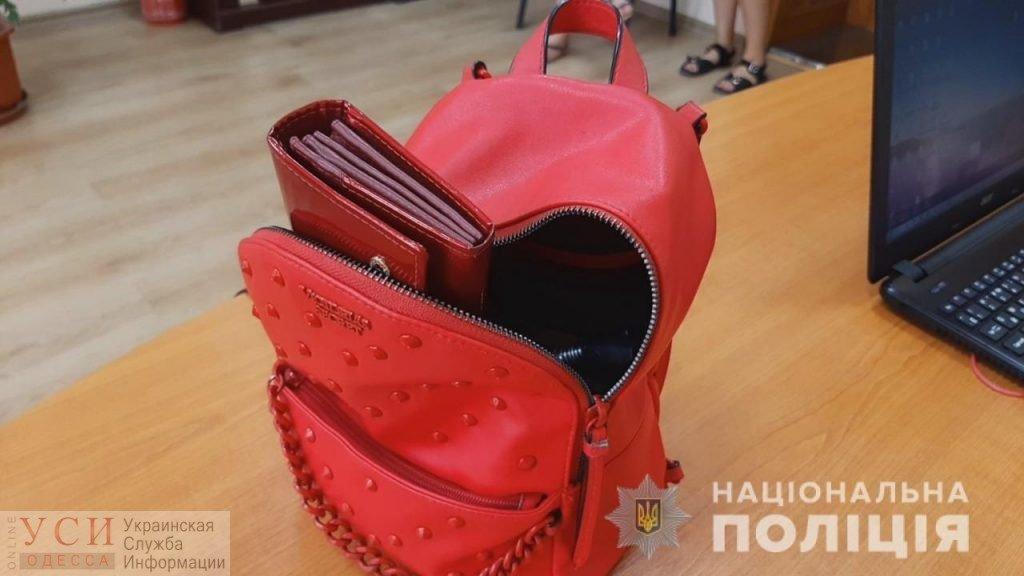 Гостья из Закарпатья ограбила киевлянку в Одессе-маме