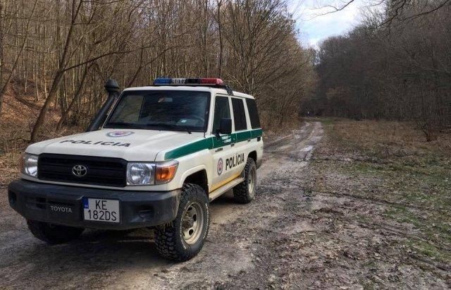 Словацкая полиция усилила охрану свои восточные границы с Украиной