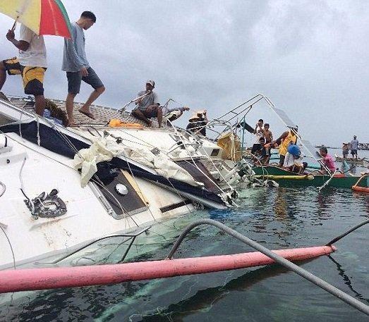 Сейчас тело моряка и яхту отправили на экспертизу