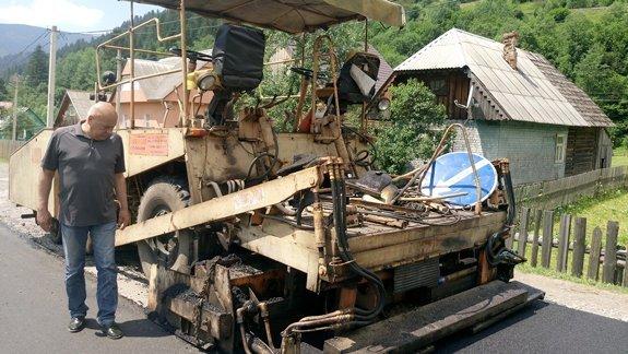 Благодаря ремонту дороги на Синевир выросло количество туристов